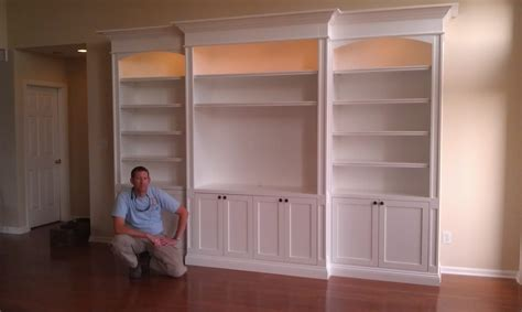 built with custom built in cabinets serving louisville ky and