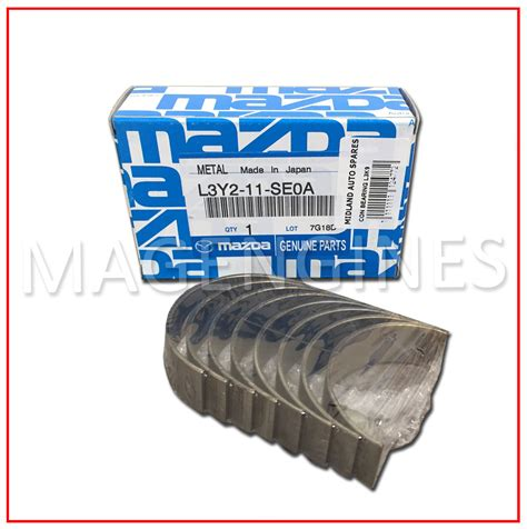 3 L Set by Con Rod Bearing Set Mazda L3k9 L3 Vdt 2 3 Ltr Mag Engines