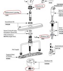 Old Moen Kitchen Faucet Parts by Delta Shower Faucet Stem Diagram Delta Wiring Diagram