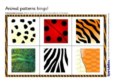 animal pattern games free pattern primary teaching resources and printables