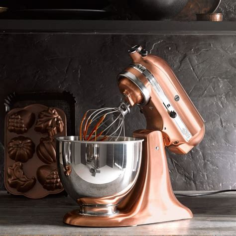 KitchenAid® Metallic Series 5 Qt. Stand Mixer   Williams