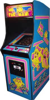 pacman machine for sale ms pacman arcade for sale vintage arcade
