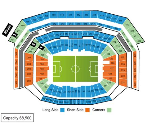 levi stadium seating chart beyonce sports events 365 real madrid vs manchester united levi