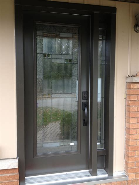 Steel Vs Fiberglass Entry Door by Steel Vs Fiberglass Exterior Door Exterior Doors