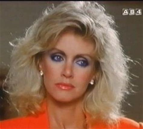 donna mills hairstyle from the 1980 curly 17 b 228 sta bilder om 80 s beauties p 229 pinterest cindy