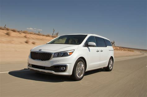 Kia Vans 2015 2015 Kia Sedona Sxl Promo Photo 62