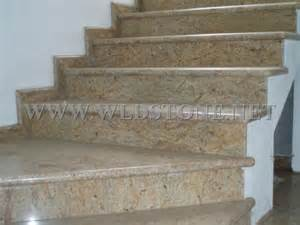 Interior Stair Treads And Risers by Jlf Stone