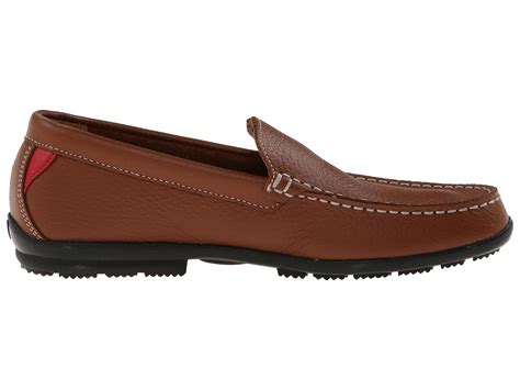 footjoy loafers footjoy club casual loafer at zappos