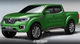 Renault Up Will Production Renault Alaskan Truck Look Like This