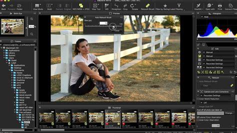 nikon capture nx   photo editing software youtube