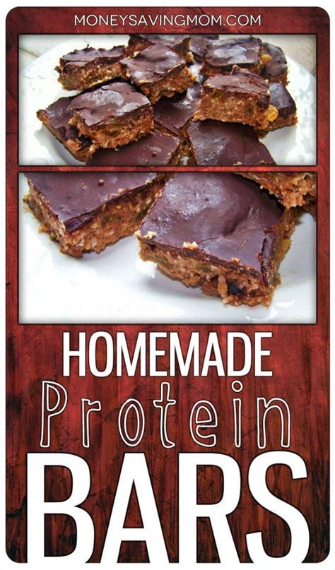 top protein bar recipes homemade protein bars