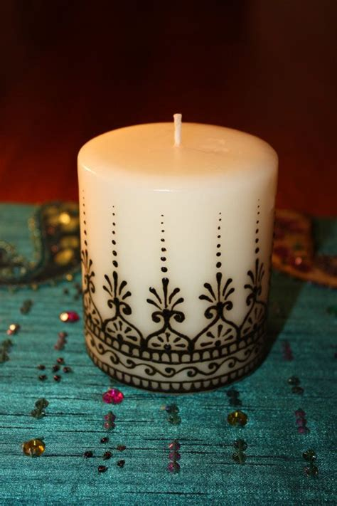 candele design best 20 decorated candles ideas on decorating