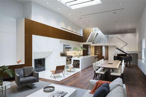 a modern new york city loft decoist noho loft single floor apartment turned into a luxurious