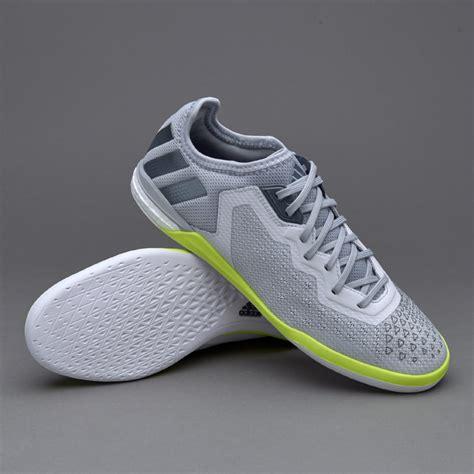 adidas ace 16 1 court zapatillas de f 250 tbol blanco cristal onix amarillo solar