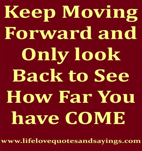 Moving Quotes: Keep It Moving Quotes On Life