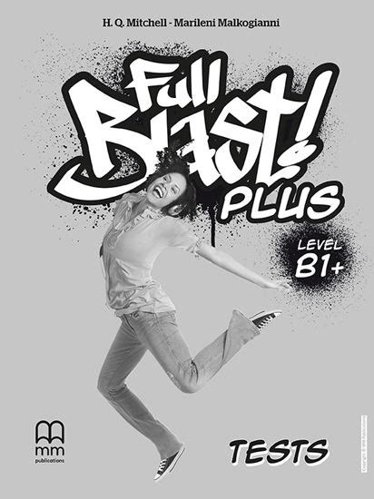 Combobooks E-Shop. FULL BLAST PLUS B1+ Test Booklet