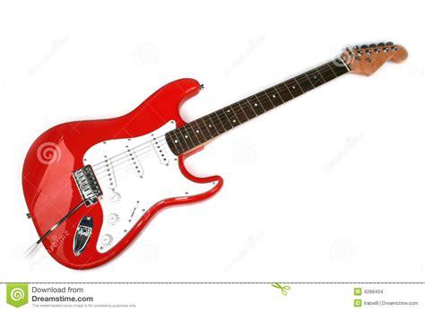 imagenes de guitarras rojas guitarra el 233 ctrica roja con seis cadenas imagenes de