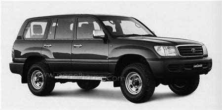 auto body repair training 1998 toyota land cruiser parking system toyota landcruiser 100 series wagon 01 1998 07 2007