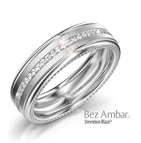 White Wedding Bands by The Significance Of S Wedding Bands