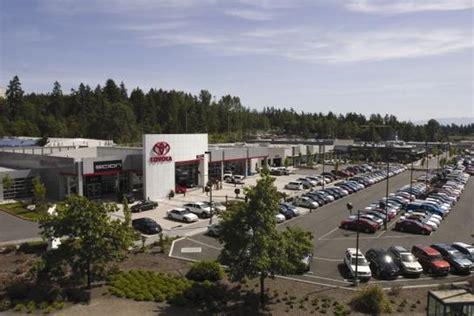 Michael S Toyota Bellevue Michael S Toyota Bellevue Wa 98007 6420 Car Dealership