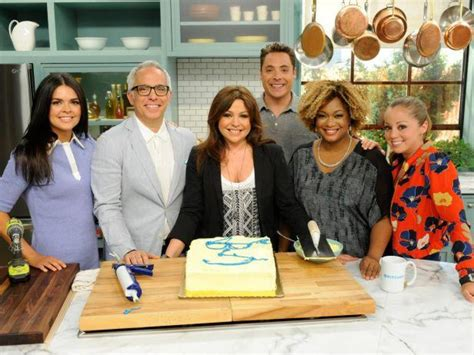 celebrating father s day with rachael ray on the kitchen