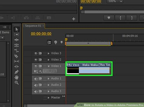 adobe premiere pro rotate video how to rotate a video in adobe premiere pro 7 steps