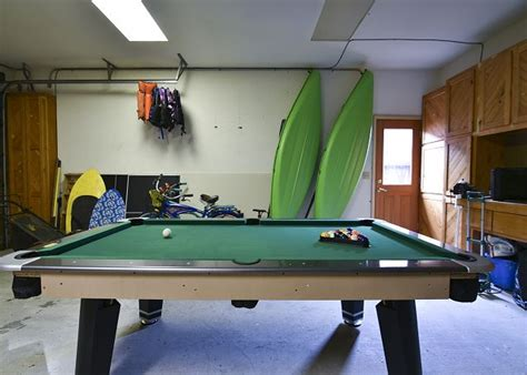 ping pong table in garage mckinleyville ca united states mermaid cove home