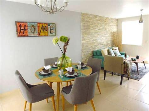 decoracion de comedores de casas pequenas  como