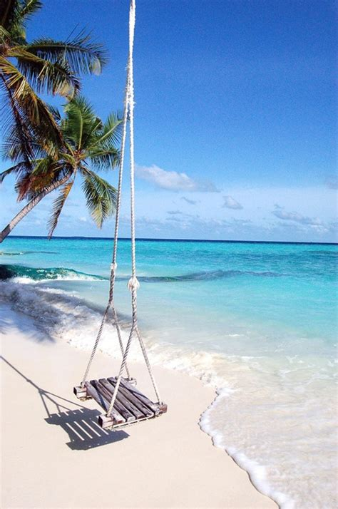beach swing beach swing maldives feedpuzzle