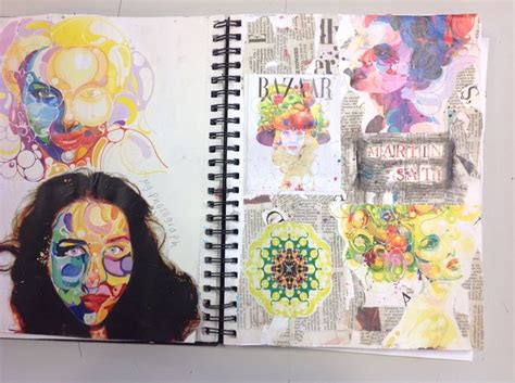 colour my sketchbook greatest hits 3 books 459 best beautiful a level images on
