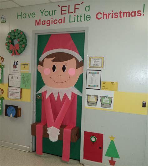 christmas classroom door 1000 ideas about door decorations on door door