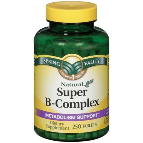 b complex supplement valley b complex dietary supplement walmart