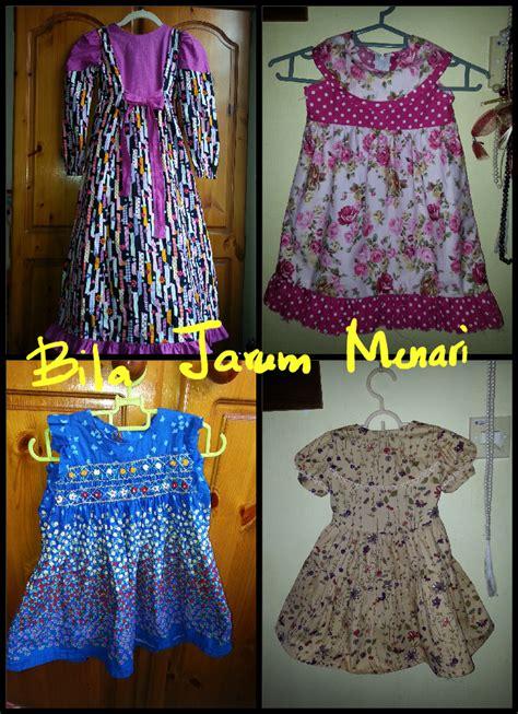 Baju Dress Prelove preloved kiddy items and new jemput like fb bila jarum menari