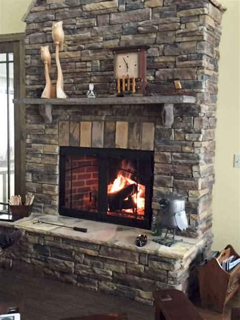 Custom Fireplace What S It Really Like To Order A Set Of Custom Fireplace