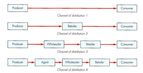 Distribution 4 Channel business studies notes for igcse chapter 22 the