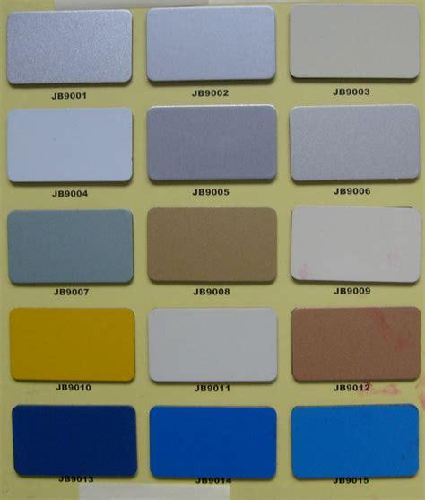basic color chart basic color chart guangzhou xinghe aluminum composite