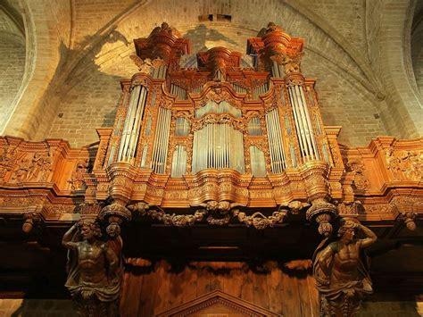 La Chaise Dieu by La Chaise Dieu Abbatiale L Orgue De 1683 Orgues