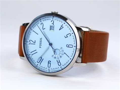 Fossil Vintage Muse Blue Stainless Steel Es3994 fossil es3975 vintage muse high quality gallery