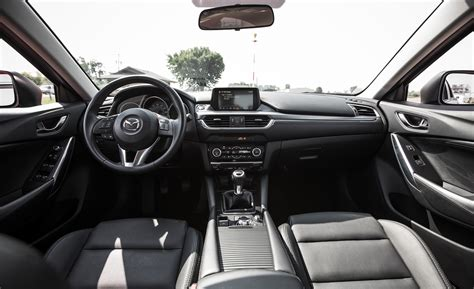2016 Mazda 6 Turbo by 2016 Mazda6 I Grand Touring Cars Exclusive And