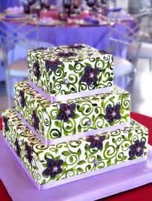 purple green wedding ideas green purple wedding theme