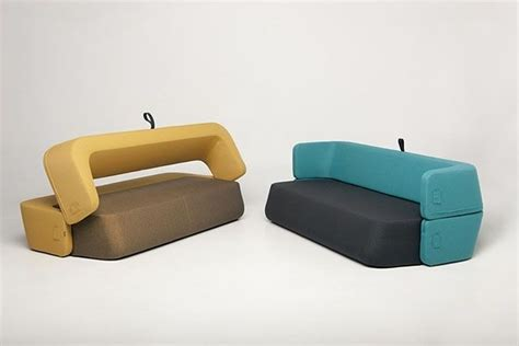 foldable loveseat 1000 images about functional design on pinterest
