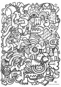 complicated coloring pages for adults difficult coloring pages for adults coloring home