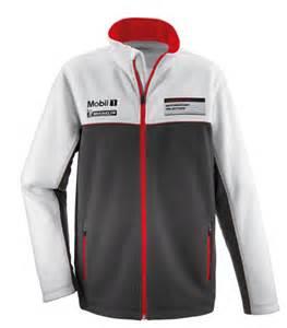 Porsche Fleece Jacket Global Times Porsche Design Motorsport Collection