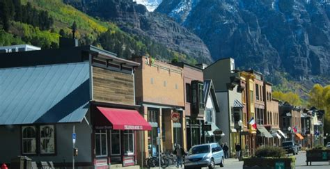 best small towns best small towns in america telluride beaufort ashland