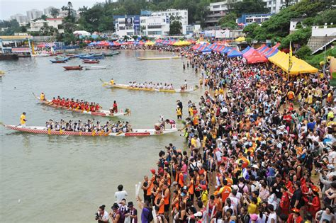dragon boat festival 2019 hong kong commemoration and competition celebrating dragon boat