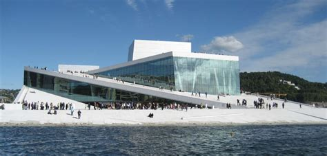 Open House Designs by Oslo Opera House Please Walk On The Roof Official