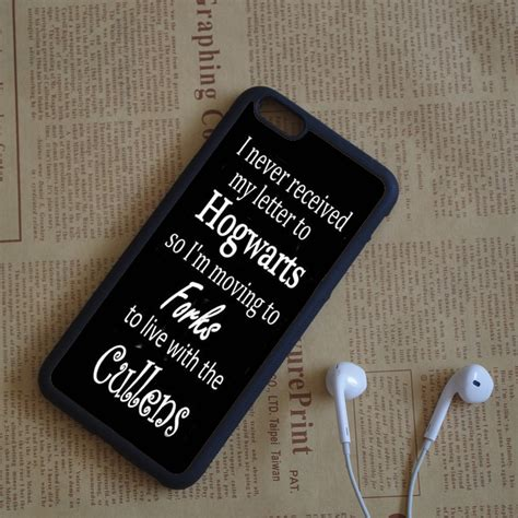 Harry Potter Quote Iphone 5 5s Se 6 Plus 4s Samsung Htc Sony 43 quotes twilight promotion shop for promotional quotes twilight on aliexpress
