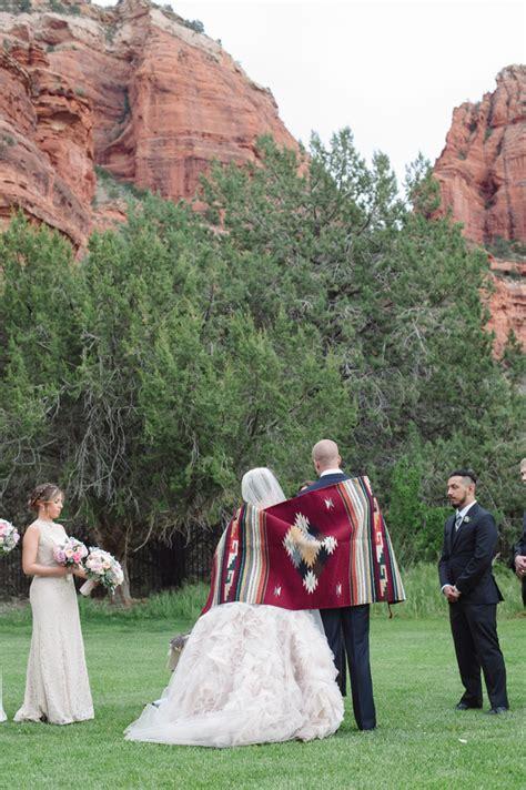 american indian wedding traditions enchantment resort wedding in the sedona red rocks