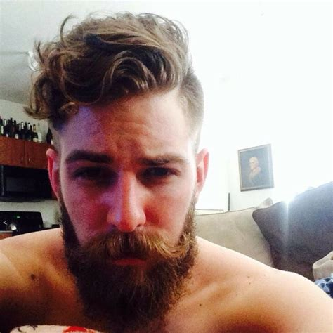 fade taper undercut wavy hipster hipster fade haircut with beard google search hair