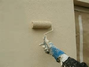 paint roller for textured walls renotex rollercoat a unique exterior